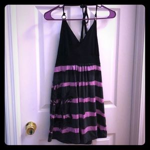 So Cal halter dress